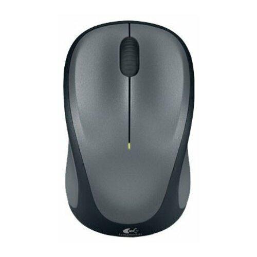 Мышь Logitech Wireless Mouse M235 Grey-Black USB