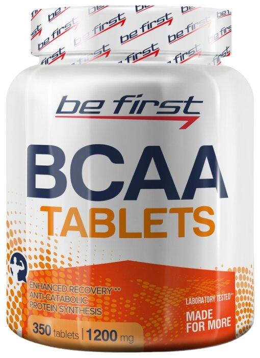 BCAA Be First BCAA Tablets (350 шт.)