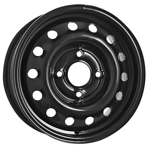 Колесный диск Magnetto Wheels 15007 6x15/5x100 D57.1 ET38 Black колесный диск trebl x40028 5x14 5x100 d57 1 et40 black