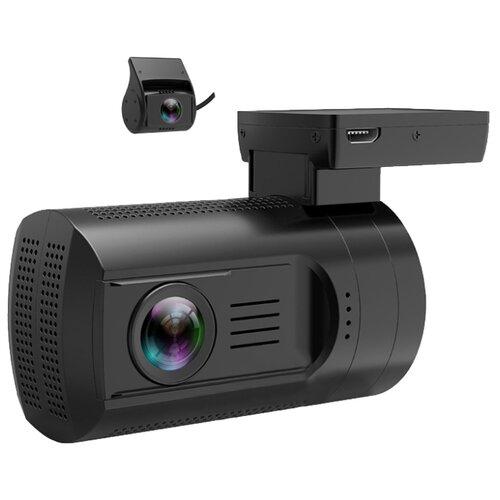 Фото - Видеорегистратор TrendVision Mini 2CH GPS Pro, 2 камеры, GPS черный видеорегистратор blackview md x7 android 3g 2 камеры gps черный