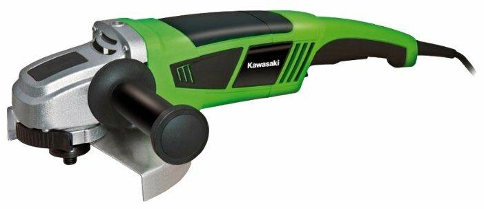 УШМ Kawasaki K-AG 2300, 2300 Вт, 230 мм