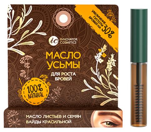 Innovator Cosmetics Масло усьмы для роста бровей, 4 мл — купить по выгодной цене на Яндекс.Маркете
