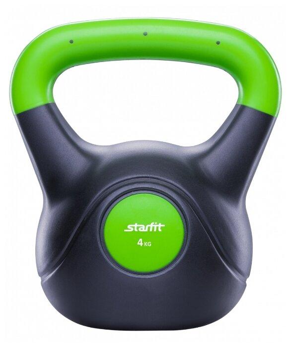 Гиря насыпная Starfit DB-501 4 кг