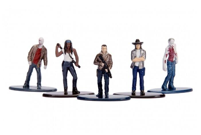 Игровой набор Jada Toys The Walking Dead - 5-Pack A 30412