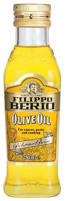 Filippo Berio Масло оливковое Olive Oil, стеклянная бутылка