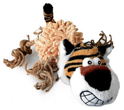 Игрушка для собак GiGwi Dog Toys Тигр (75098)