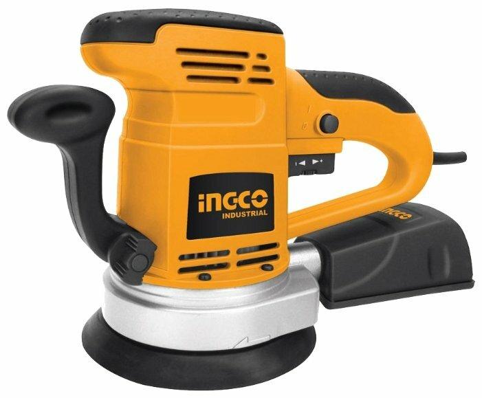 Эксцентриковая шлифмашина INGCO RS4501.2