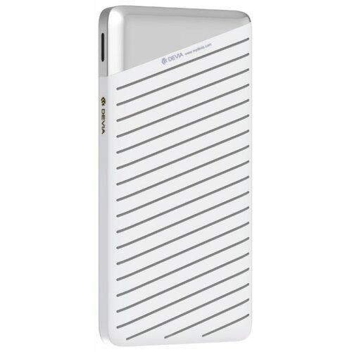 Купить Аккумулятор Devia Elegant J1, 10000 mAh белый