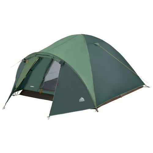 Палатка TREK PLANET Palermo 3 зеленыйПалатки<br>