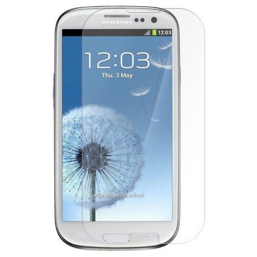 Защитное стекло With Love. Moscow противоударное для Samsung Galaxy S3 прозрачный