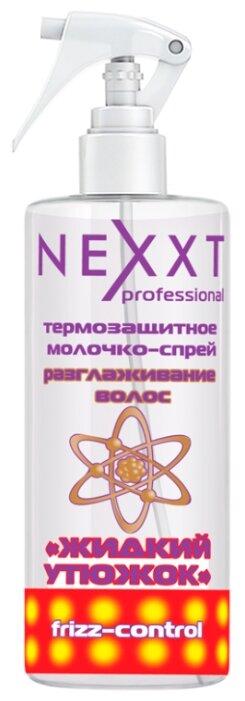 NEXXT Термозащитное молочко спрей для волос Жидкий