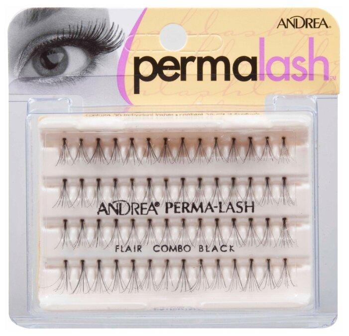 Andrea Пучки ресниц Perma Lash Naturals Natural Combo