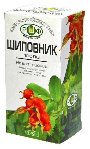 Сила Российских Трав чай Шиповник плоды 100 г