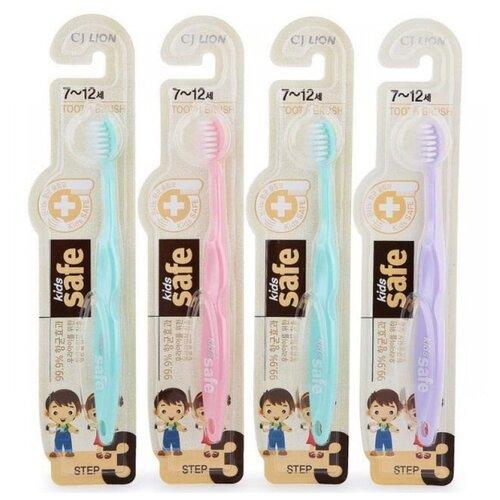 Зубная щетка CJ Lion Kids Safe №3 7-12 лет