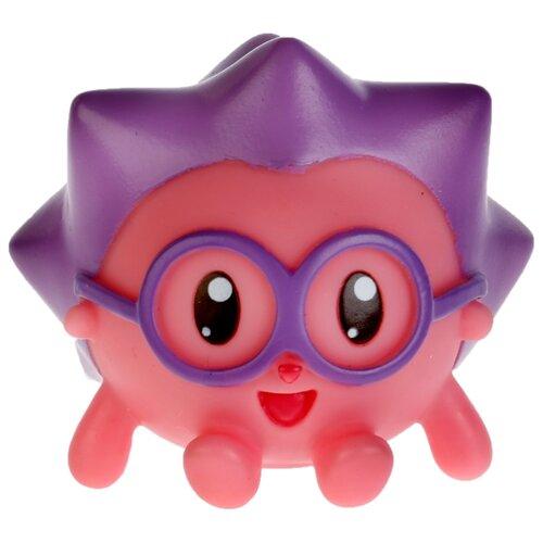 Купить Игрушка для ванной Играем вместе Малышарики Ежик (LX-ST1711) розовый/фиолетовый, Игрушки для ванной