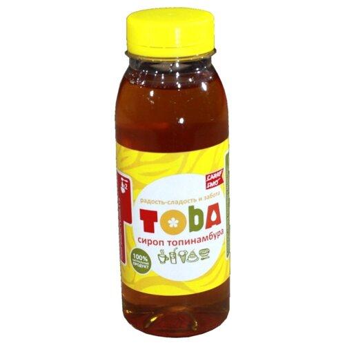 Сироп Toba Топинамбур с лимонным соком 330 г фото