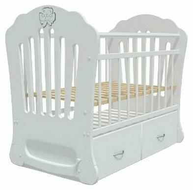 Кроватка Baby Elite Мишка с бантом