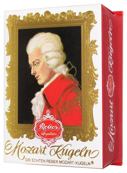 Набор конфет Reber Mozart Kugeln 120 г