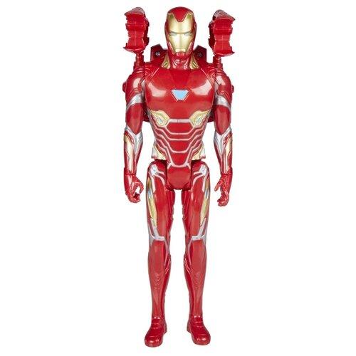 Купить Фигурка Hasbro Iron Man Titan Hero E0606, Игровые наборы и фигурки