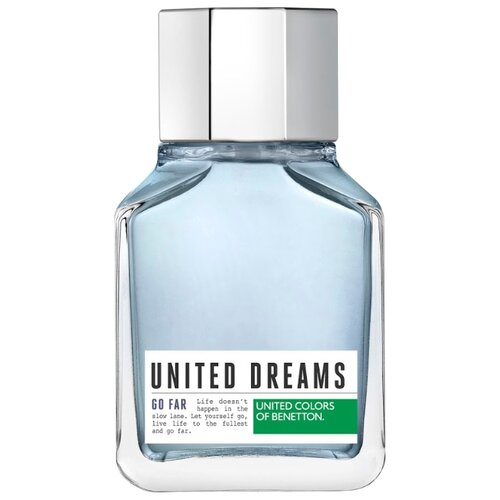Туалетная вода UNITED COLORS OF BENETTON United Dreams Men Go Far, 100 мл