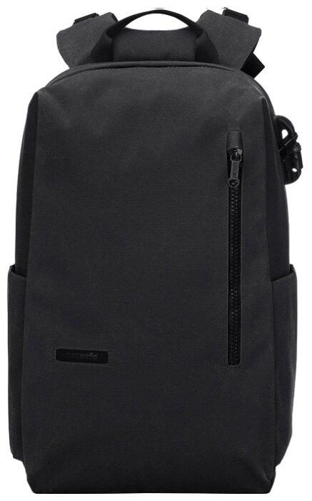 Крутой рюкзак из нубука для мужчин BPN-18 small рыжий