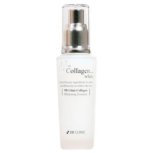 3W Clinic Collagen Whitening Essence Эссенция для лица, 50 мл недорого