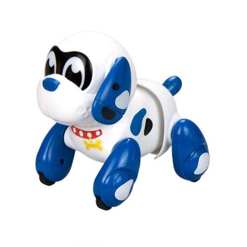 Купить Интерактивная игрушка робот Silverlit YCOO n'Friends Собака Руффи синий, Роботы и трансформеры
