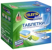 Celesta таблетки трехслойные для посудомоечной машины 16 шт.