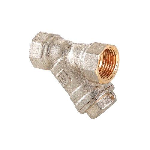 Фото - Фильтр механической очистки VALTEC VT.192 муфтовый (ВР/ВР), латунь Ду 32 (1 1/4) тройник переходной 1 вр х 3 4 вр х 1 вр valtec