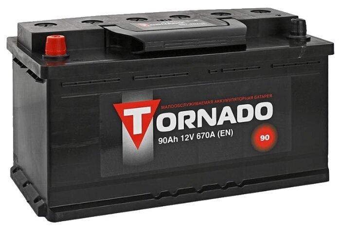Аккумулятор Tornado 6СТ-90VLЗ