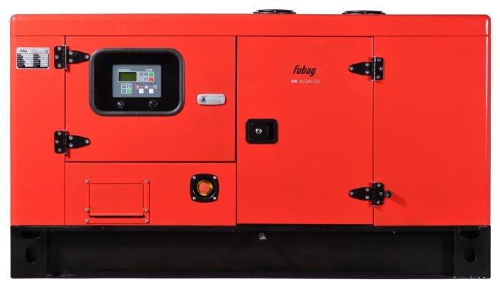 Дизельная электростанция Fubag DS 40 DAC ES
