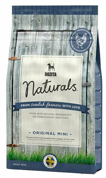Корм для собак Bozita Naturals Original Mini курица 950г (для мелких пород)