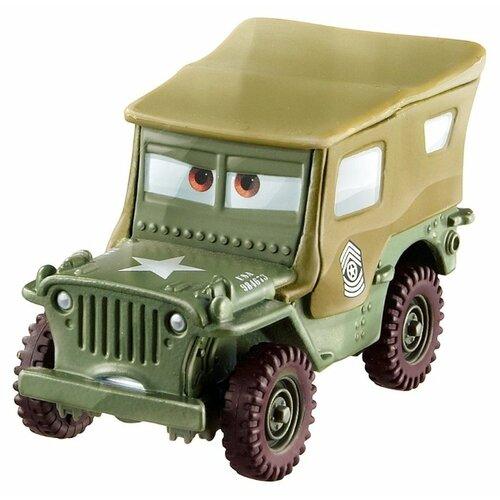 Купить Внедорожник Mattel Тачки 3 Сержант (DXV29/FJH95) 1:55 хаки, Машинки и техника