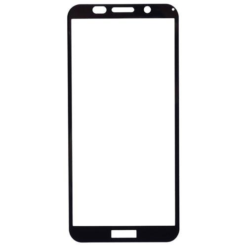 Фото - Защитное стекло Gosso FULL SCREEN для Huawei Honor 7A / Y5 Prime (2018) черный защитное стекло для honor 7a 7a prime 7s y5 lite y5 prime 2018 zibelinotg
