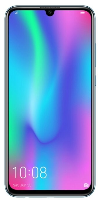 Смартфон HONOR 10 Lite 3/64GB синий (51093GDM)