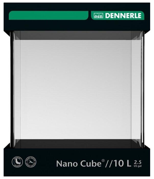 Аквариумный набор 10 л (крышка, подставка) Dennerle Nano Cube 10