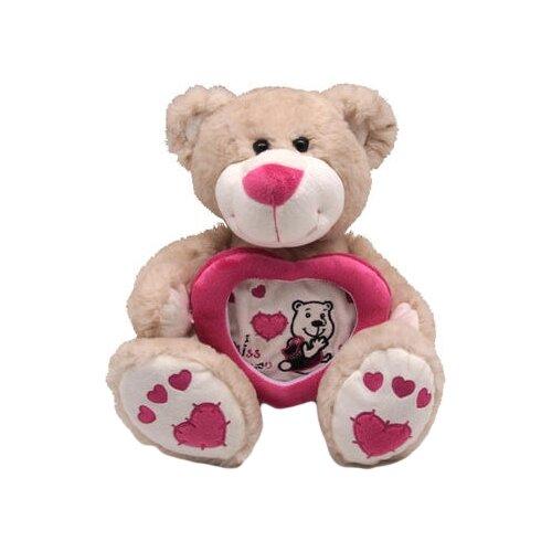 Купить Мягкая игрушка SOOMO Мишка Илиадор 25 см, Мягкие игрушки