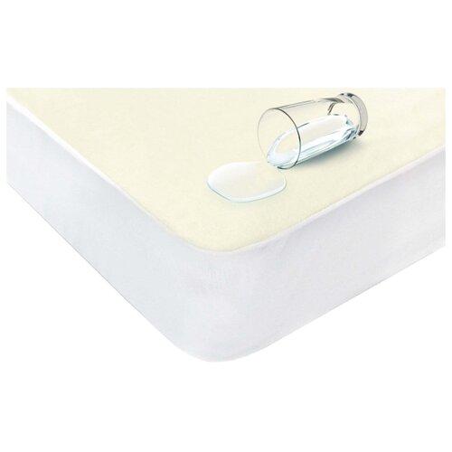 Наматрасник Аскона Plush Cover (90х200 см) белыйНаматрасники и чехлы для матрасов<br>