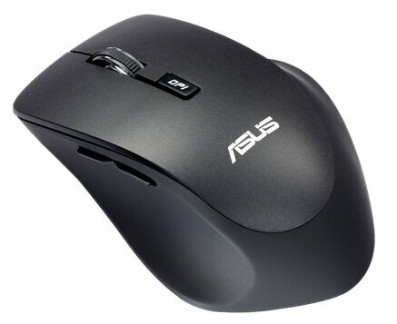 Мышь ASUS WT425 Black USB