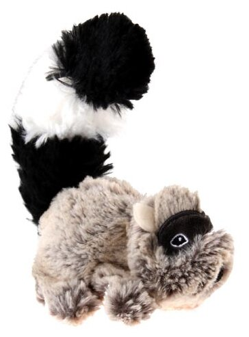 Игрушка для собак GiGwi Plush Friendz Енот (75307)