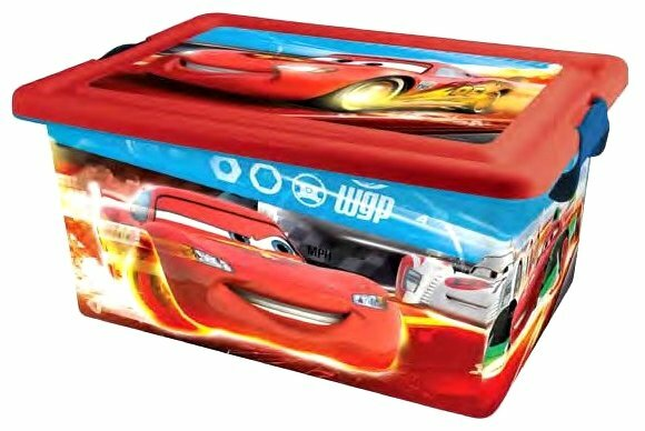 Контейнер Stor Disney Cars 13 л (4555)