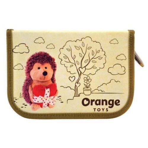 Купить BG Пенал Orange Toys (PCG 2872) бежевый, Пеналы