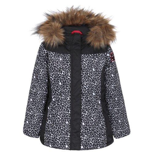 Купить Куртка LUHTA размер 104, черный, Куртки и пуховики