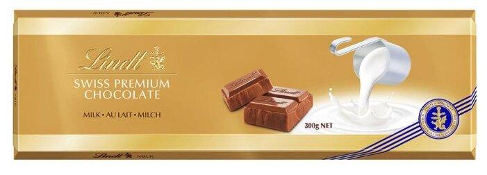 Шоколад Lindt Swiss premium молочный