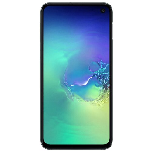 Смартфон Samsung Galaxy S10e 6/128GB аквамарин (SM-G970FZGDSER) смартфон samsung galaxy s10e 128gb аквамарин