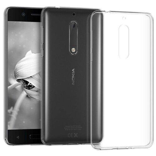 Чехол Gosso 143750 для Nokia 5 прозрачный