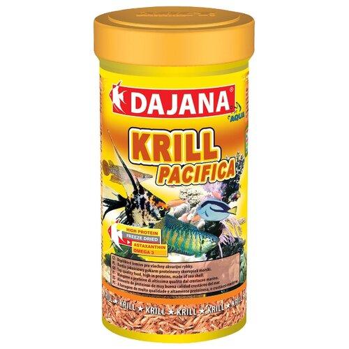 Сухой корм Dajana Pet Krill Pacifica для рыб 100 мл 15 г