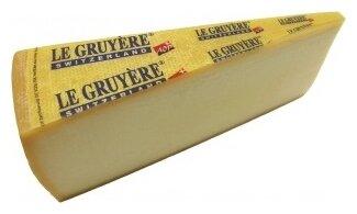 Сыр Le Superbe твердый le gruyere 45%
