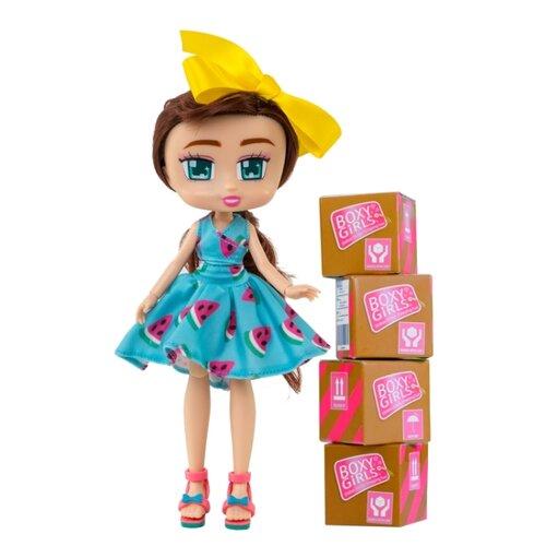 Кукла 1 TOY Boxy Girls Brooklyn, 20 см, Т15108