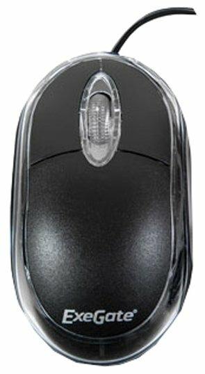 Мышь ExeGate SH-9017 Black USB